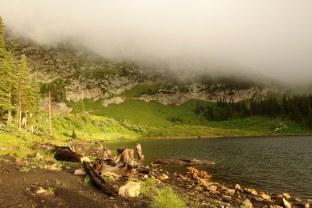 Pecos Baldy Lake
