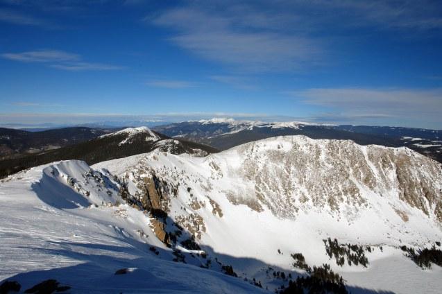 Summit of Santa Fe Baldy