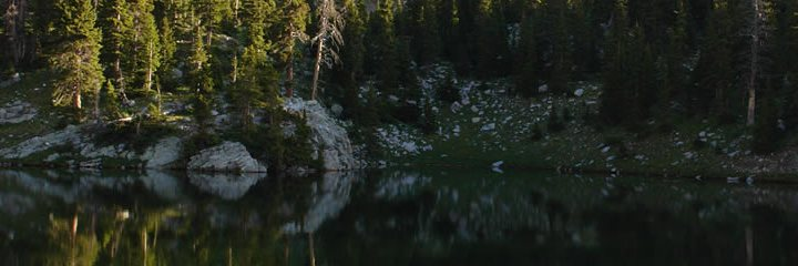 Lake at Truchas Peak