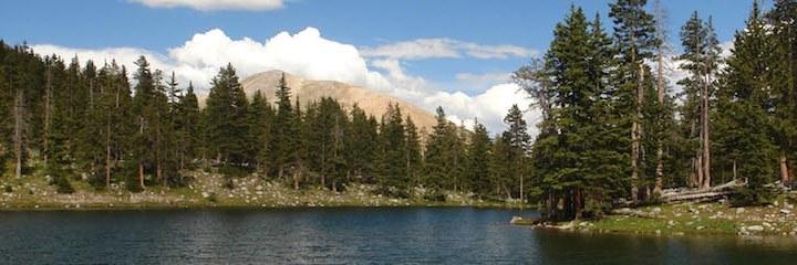 Truchas Lake